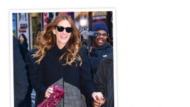 Steal Her Style For A Good Cause Julia Roberts Printed