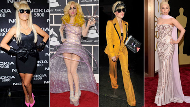 28 Of Lady Gaga 39 S Most Memorable Style Moments In Honor Of Her 28th And Golden Birthday