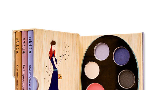 Pretty Palette: Art-Inspired Beauty Products