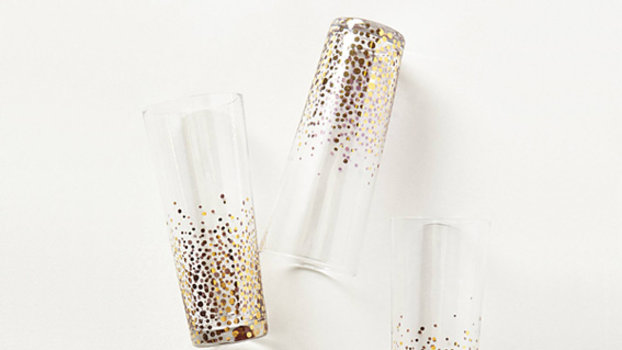 Shine On: Sparkling Metallic Accessories for Your Home