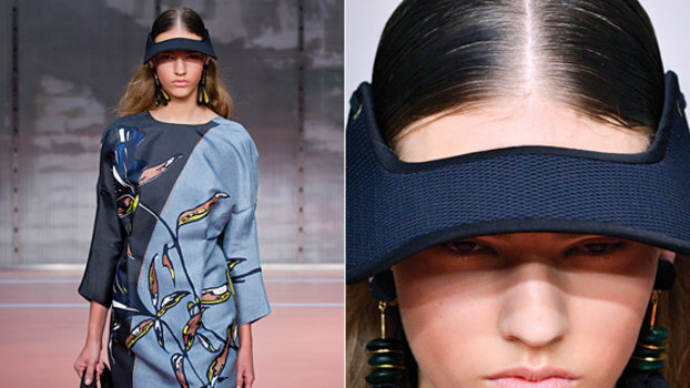 Top Off Your Summer Outfit with a Visor