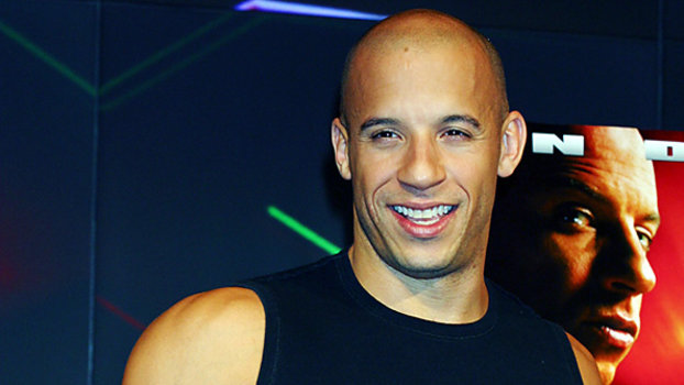b50a01d81a It's Vin Diesel's Birthday! See His Best Bro Tank Photos | InStyle.com