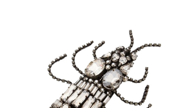 Fall 2014 Accessories Trend: Critters & Crawlers