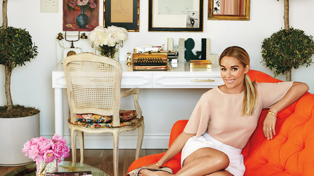 inside lauren conrad's beverly hills penthouse | instyle