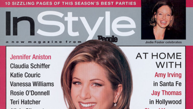 <i>InStyle</i> Magazine Covers: 1996
