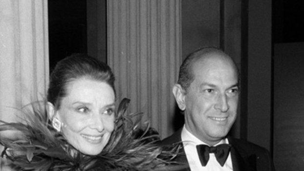 Oscar de la Renta's Leading Ladies