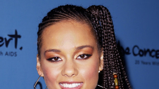 Alicia Keys's Changing Looks