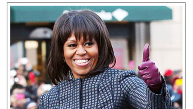 50th Hairstyle: Happy 50th Birthday, First Lady Michelle Obama! See Her 50