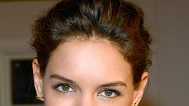 Katie Holmes Wants You To Confront The Pink Elephant In Room