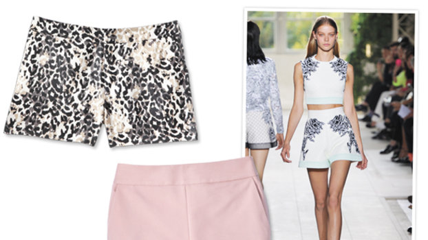 Not Your Ordinary Shorts: The Summer Staple Just Got a Fancy ...