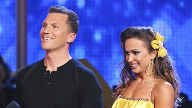 Karina Smirnoff and Sean Avery's Costumes on <em>Dancing with the Stars</em>