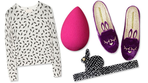 Easter Fashion & Beauty: 14 Bunny-Inspired Picks