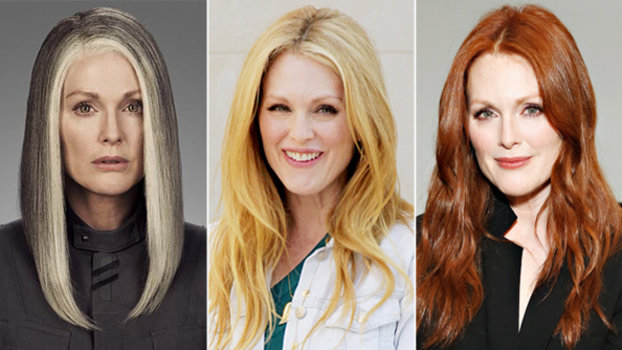 Is There A Hair Color Julianne Moore Can T Pull Off