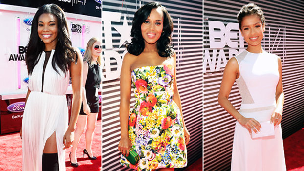 BET Awards 2014 See All The Standout Looks From Red
