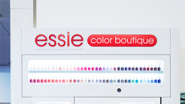 Essie Vending Machines Are Coming to an Airport Near You!