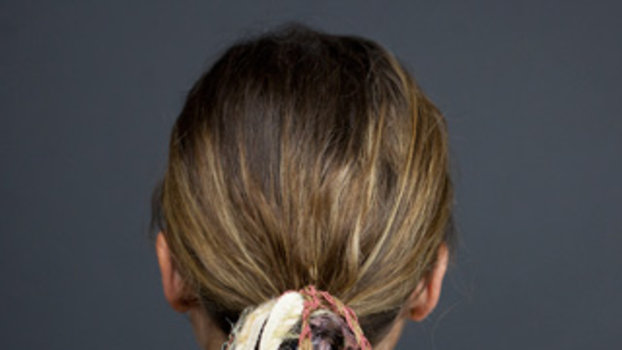 Create a Ponytail Straight from the Chanel Runway