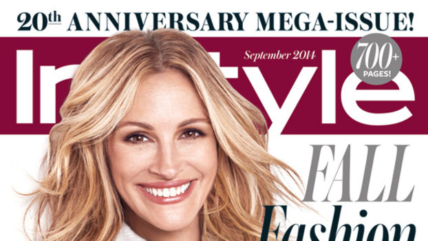 Julia Roberts Is InStyles September Cover Girl InStylecom