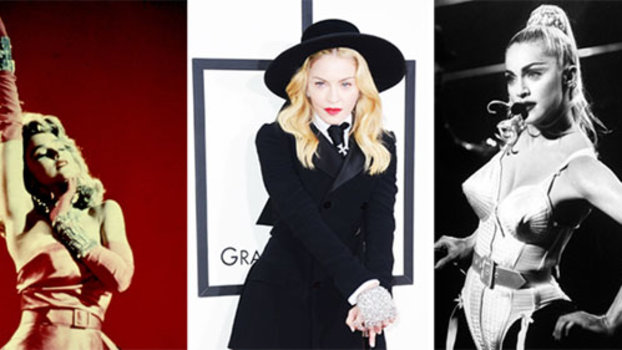 05b512c0dac Madonna s Most Iconic Looks Ever