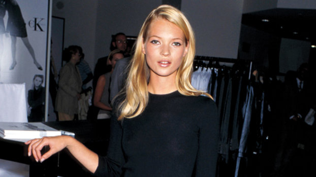 Kate Moss Shop Her Classic 1990s Minimalism Look Here