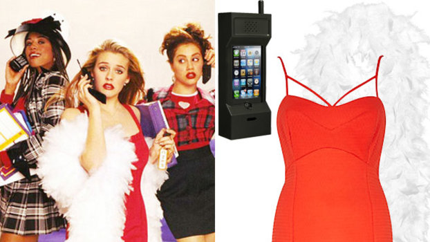 Dress Up In 80s And 90s Movies Inspired Costumes