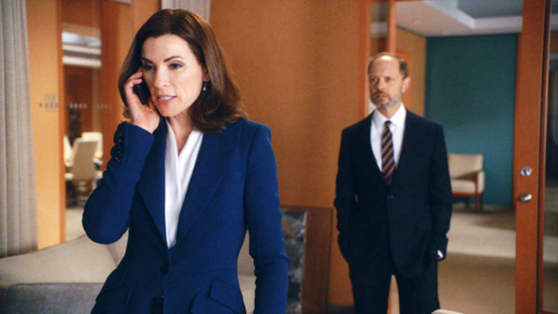 The Good Wife Costumes What Alicia Florrick Wore