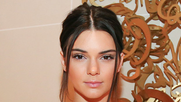 Kendall Jenner Came Up with Her Own Estée Lauder Lipstick Shade! See the Fierce Hue Here