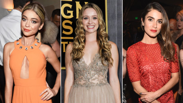 Inside InStyle HFPAs Miss Golden Globe 2015 Party