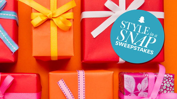 Style in a Snap Sweepstakes