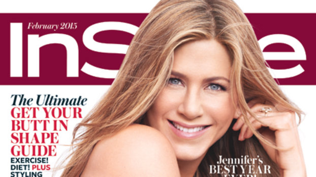 See All of Jennifer Aniston's <i>InStyle</i> Covers