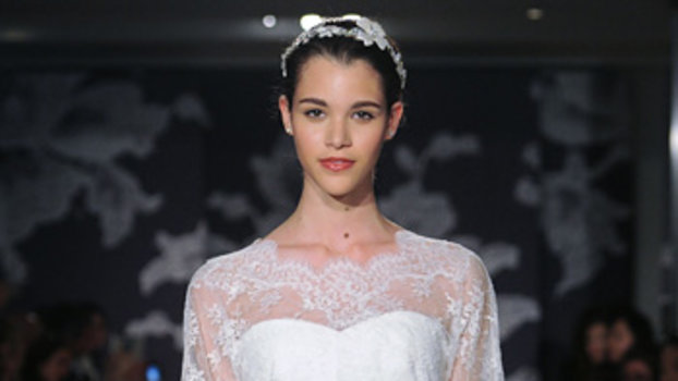 Carolina Herrera Spring 2015 Bridal Collection