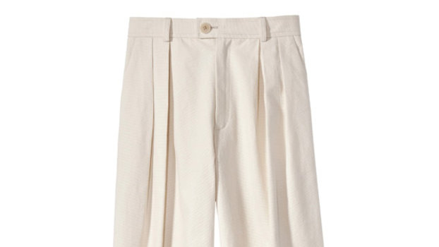 Clothes We Love: The Wide-Leg Trouser