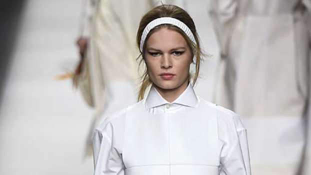 Runway Looks We Love: Fendi