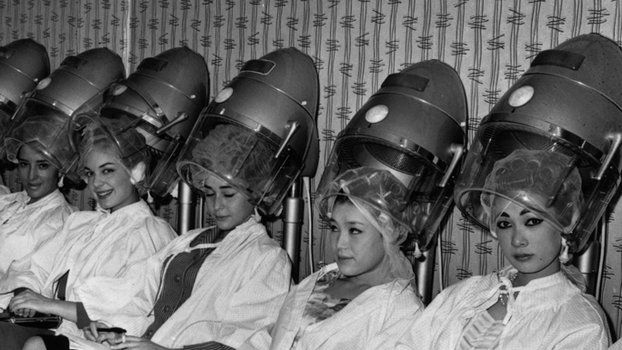 The Weird And Wonderful Past Of The Hair Dryer Instyle Com