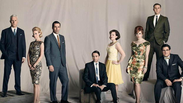 Mad Men Cast - Lead