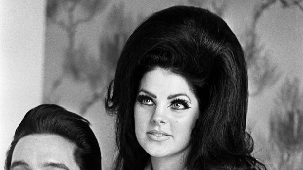 priscilla presley wedding