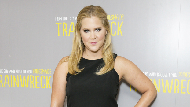 Amy Schumer And Caitlin Moran Attend Trainwreck Screening
