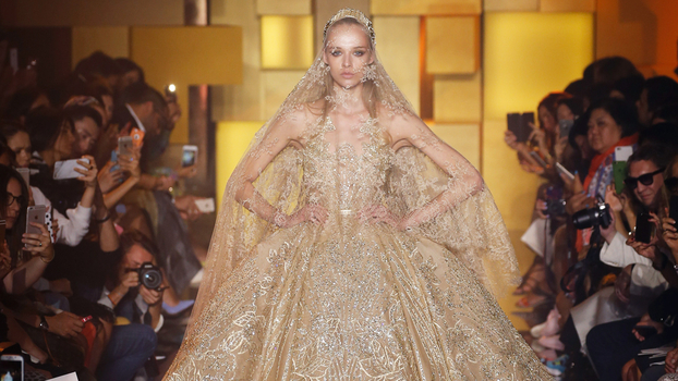 Fall 2015 Couture Creations That Double As Wedding Dress Inspo