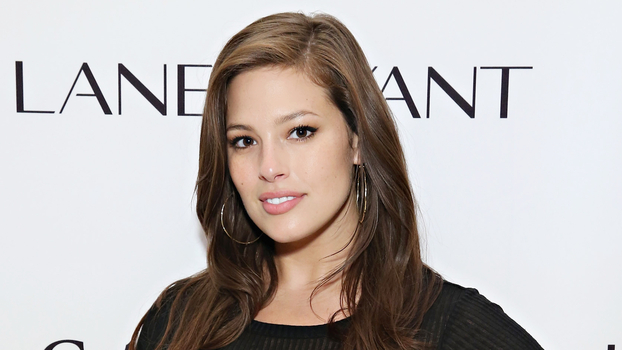 fed263c1ca Plus-Size Model Ashley Graham Wants to Be the