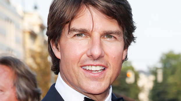 Tom Cruise attends the world premiere of 'Mission: Impossible - Rogue Nation' at the Opera House (Wiener Staatsoper) on July 23, 2015 in Vienna, Austria.