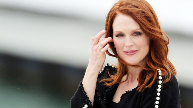 The 6 Beauty Products Julianne Moore Can't Live Without
