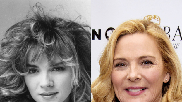 See How Kim Cattrall Has Transformed Through The Years