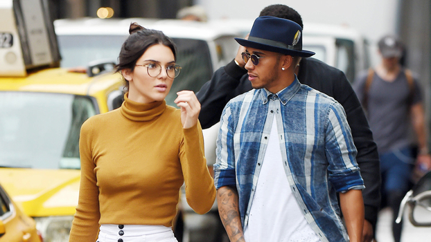 27347041fc Kendall Jenner s Geek Chic Glasses