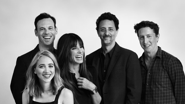 Sandra Bullock And The Cast Of Our Brand Is Crisis Stop By