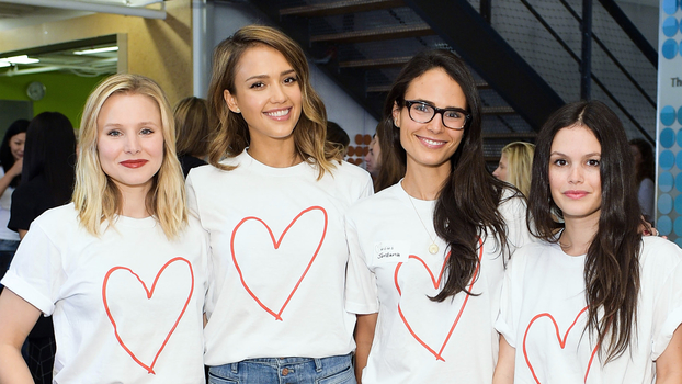 Jessica Alba and More Celebrity Moms Empower Teen Mothers ...