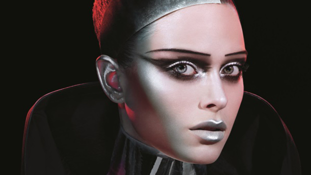 recreate this star wars inspired makeup look for halloween using our simple gif guide. Black Bedroom Furniture Sets. Home Design Ideas
