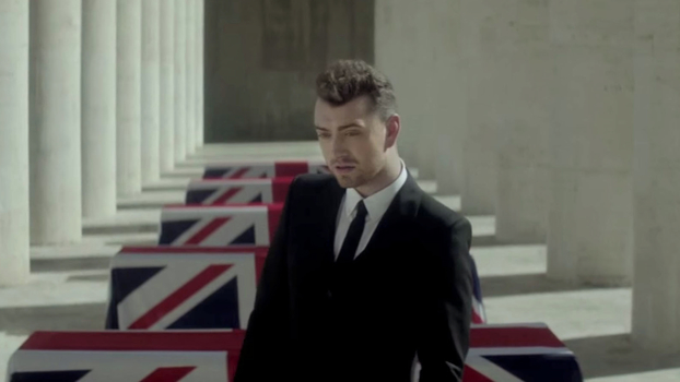Sam Smith James Bond Spectre Song Music Video