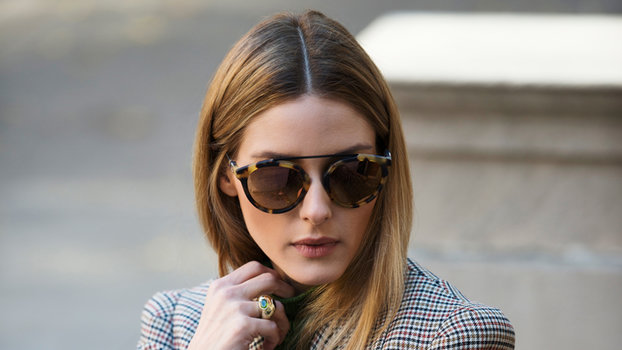 5162650f6d7 Olivia Palermo s Sunglasses Collection for Westward Leaning ...