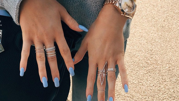 Editor Tested I Wore Insanely Long Nails Like Kylie