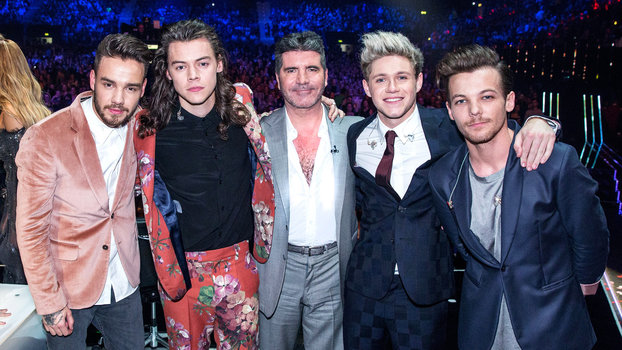 The X Factor Series Finals, London, United Kingdom - 13 December 2015