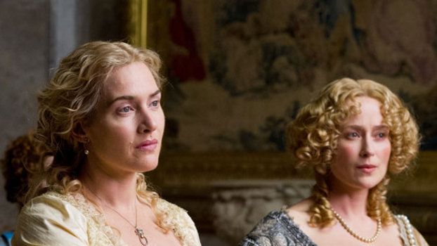 Watch Kate Winslet Shines In A Little Chaos Trailer